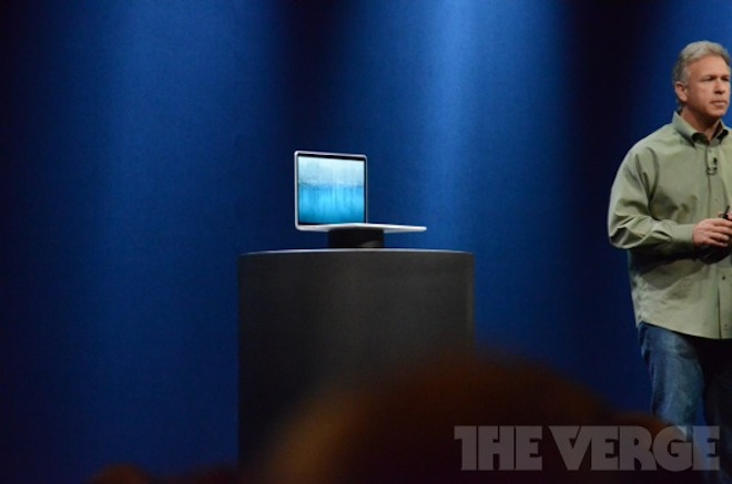 Итоги WWDC 2012: полностью новый MacBook Pro   Thunderbolt MacBook Pro MacBook Air iWork iPad Apple Store Apple Aperture
