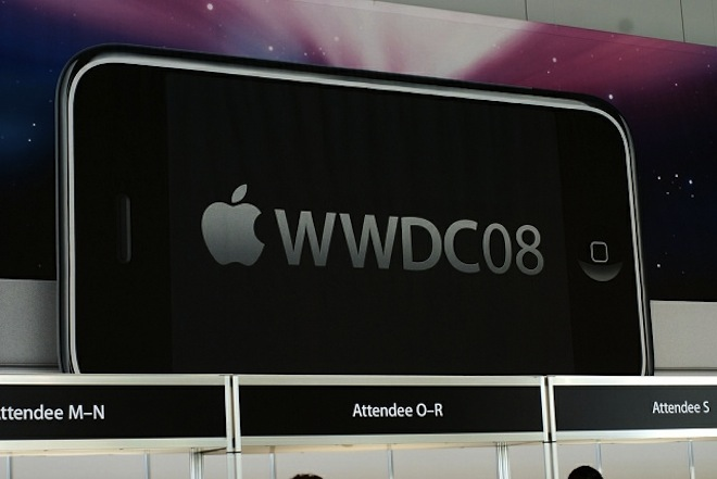 Баннеры WWDC за последние 10 лет   Стив Джобс wwdc 2012 WWDC OS X Lion OS X Mac Pro Mac iPod iPhone iOS