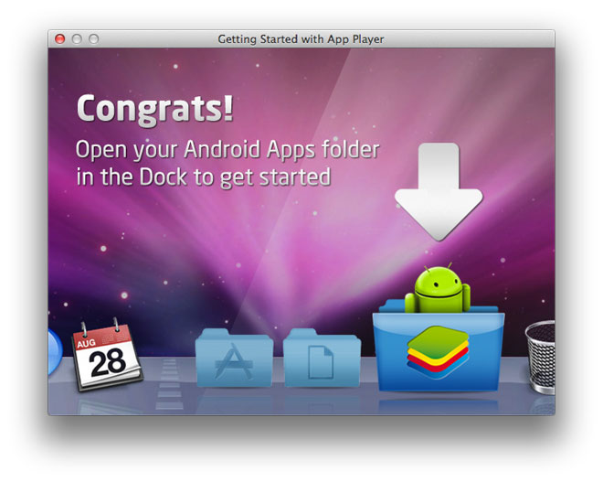 Android App Player — запускаем Android приложения на Mac OS X   player OS X Google app Android