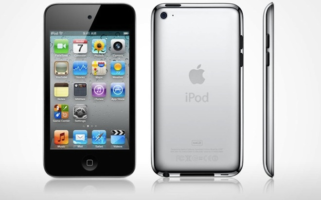 Что будет с iPod touch в мире iPad mini?   Siri Retina iPod touch iPhone iPad Mini Apple