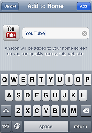 Как вернуть YouTube в iOS 6   новичкам инструкции YouTube Safari iOS 6
