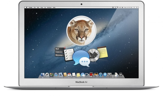 Обновление OS X Mountain Lion 10.8.2 и OS X Lion 10.7.5   обновления update OS X Mountain Lion Lion 10.8.2 10.7.5