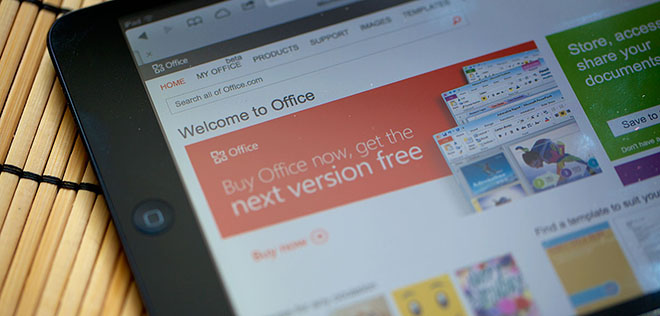 Microsoft Office для iOS в марте 2013   Office Mobile Microsoft iPhone iPad iOS