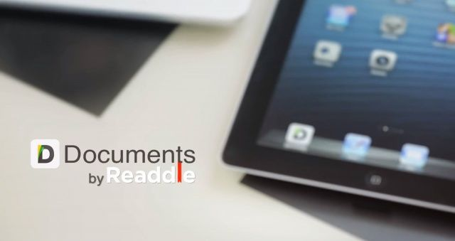 Readdle Documents for iPad